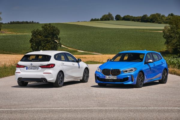 The vehicle of the month: BMW 1 Series