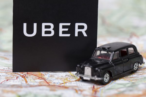 Uber banned from exercising in London