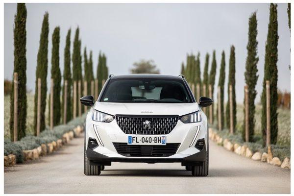 Peugeot 2008: top speed