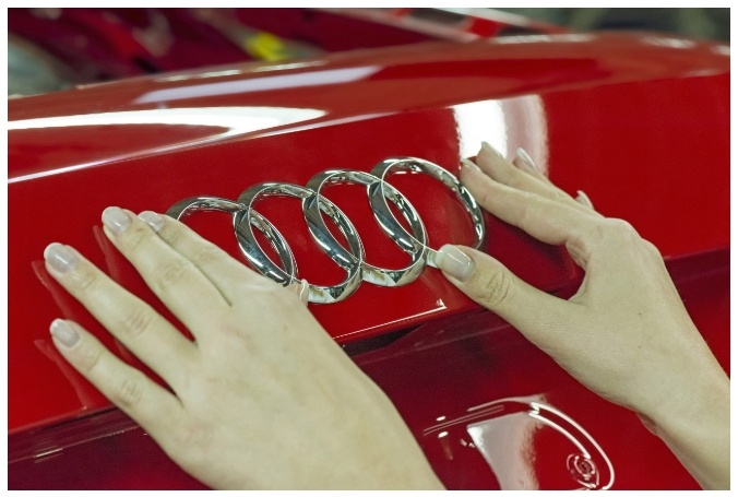 Audi will reduce the wing