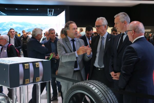 """Luc Chatel, PFA: """"the automobile is facing its destiny"""""""