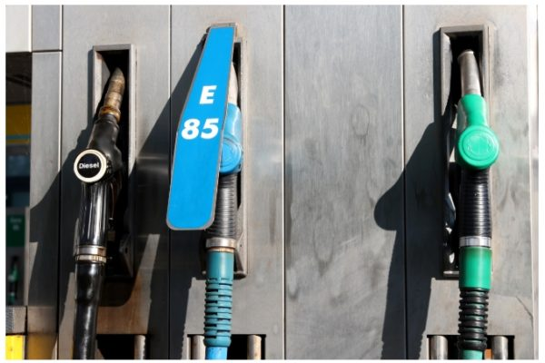 Bioethanol-E85: more than 1600 service stations on the territory