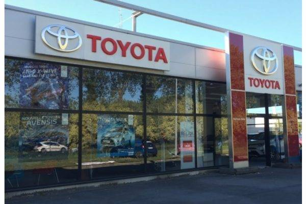 Cobredia strengthens in Finistère with Toyota